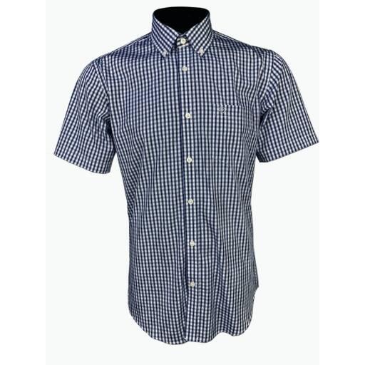 Camisa manga corta hombre