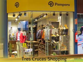 TRES CRUCES SHOPPING Uruguay