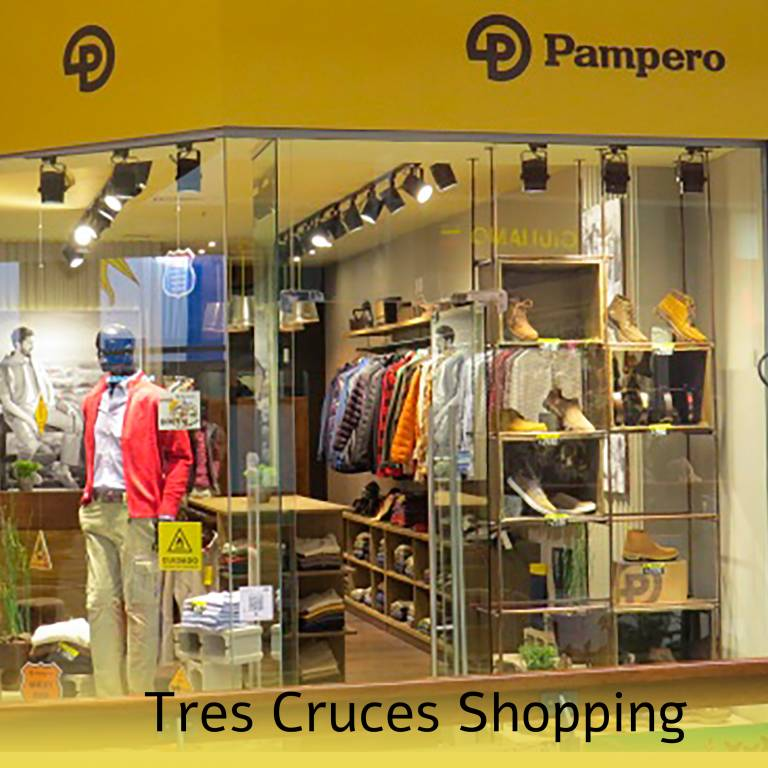 TRES CRUCES SHOPPING